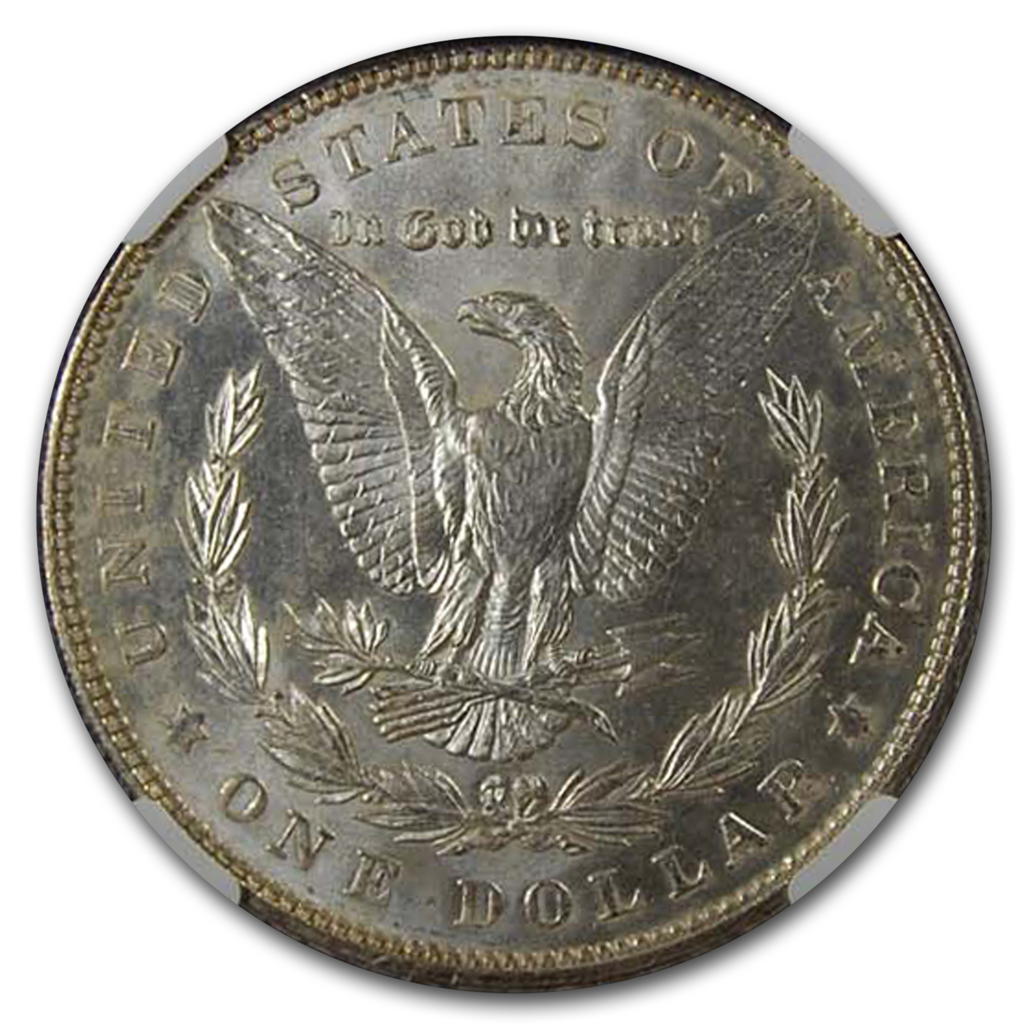 1903 Morgan Dollar MS-65 NGC Light Peripheral Toning